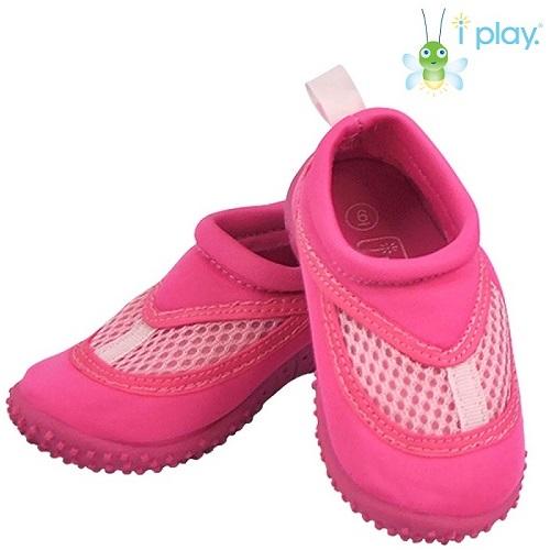 Badesko til børn Iplay Hot Pink lyserød