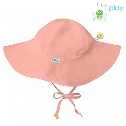 Solhat til børn og baby Iplay Coral