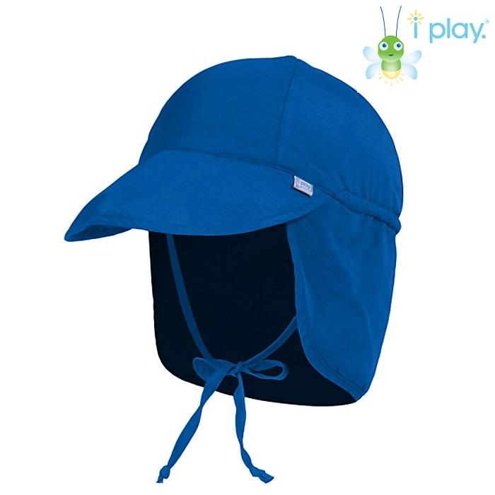 UV kasket til børn Iplay Royal blå