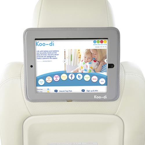 Tablet og Ipad Holder til bil Koo-di