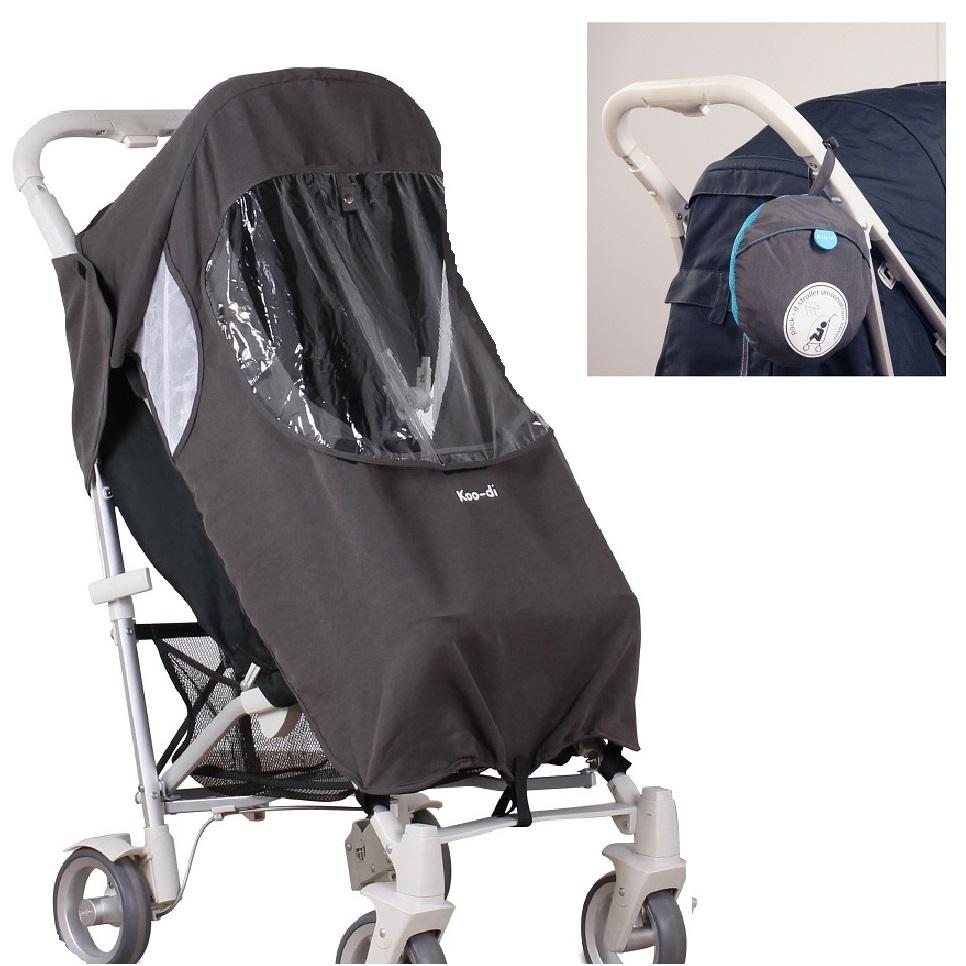 Koo-di regnslag barnevogn - Pack-it!