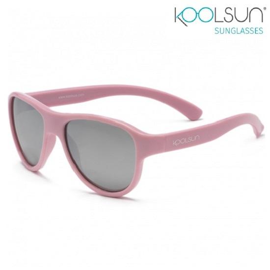 Solbriller børn Koolsun Air Phantom Blush Pink