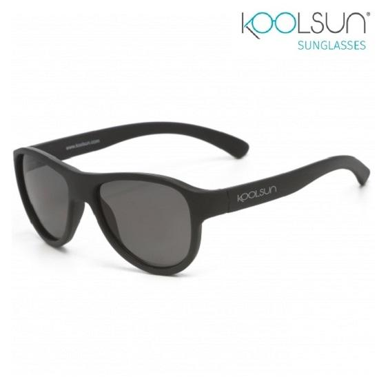 Solbriller børn Koolsun Air Phantom Black