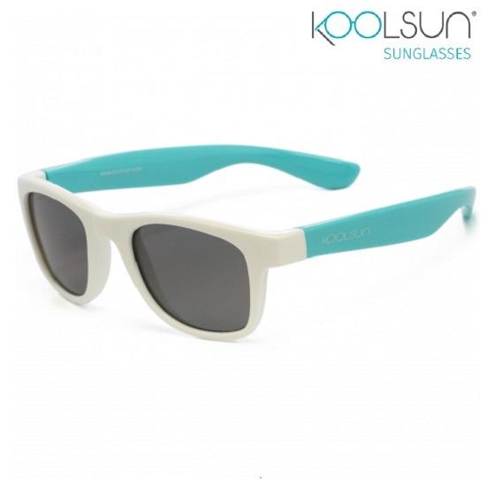 Solbriller børn Koolsun Wave Aquarius