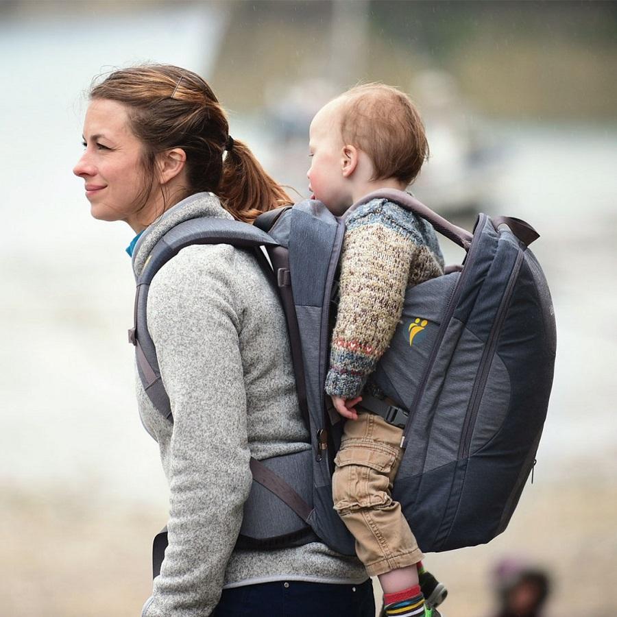 Bærestol til børn LittleLife Traveller S4
