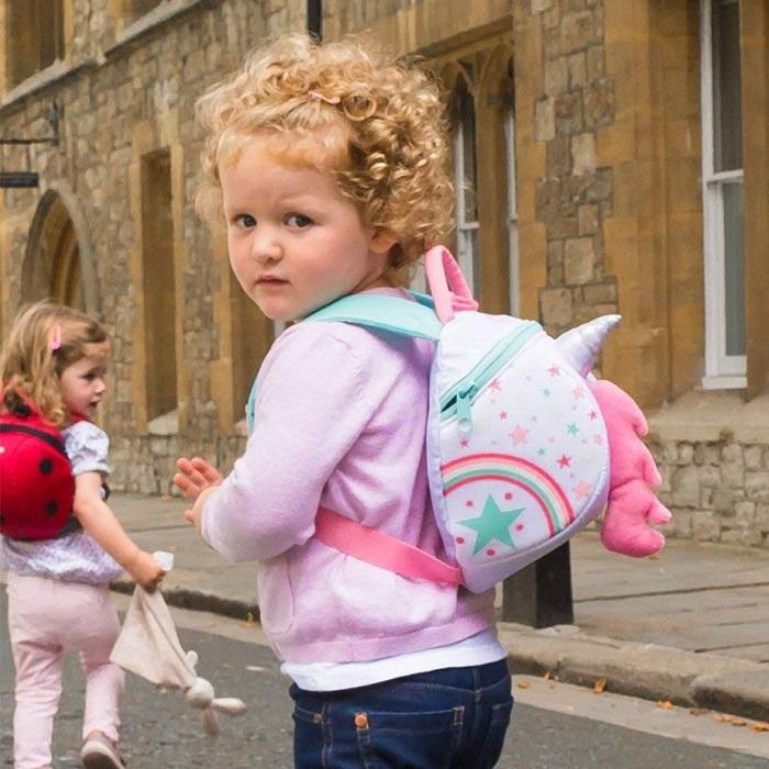 Ryggsäck barn LittleLife Toddler Unicorn