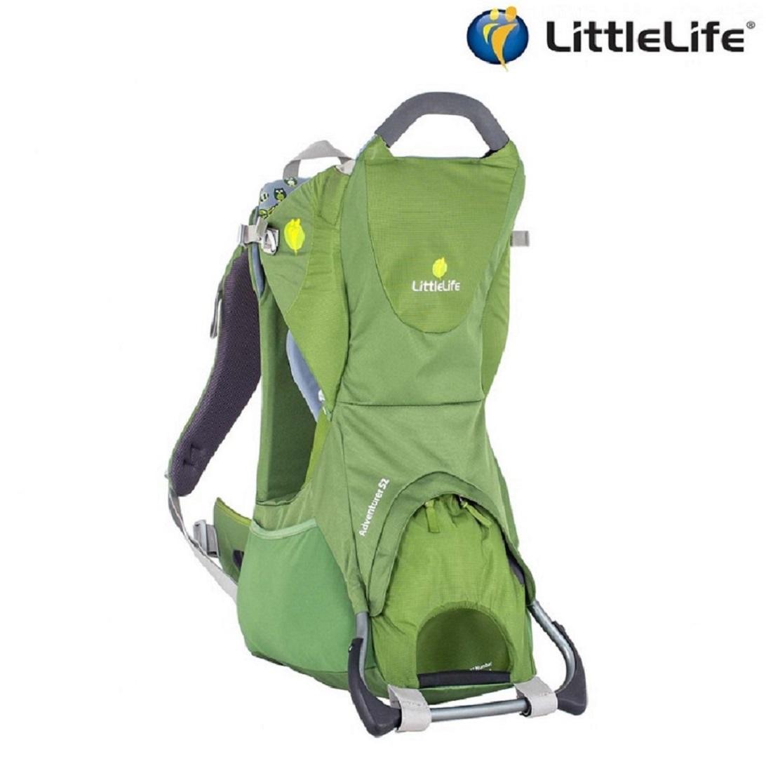 Bærestol til børn LittleLife Adventure S2 grøn