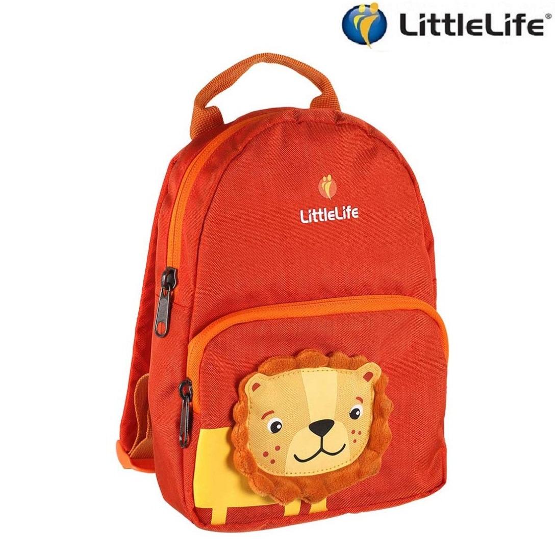 Børnerygsæk LittleLife Face Lion