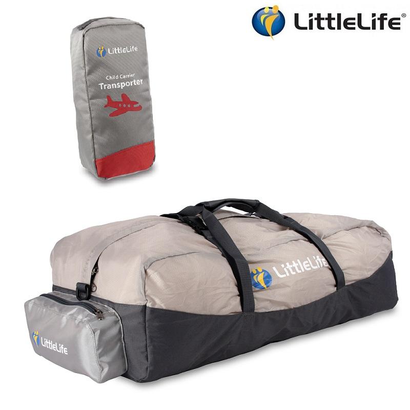 Transportaske til LittleLife bærestol