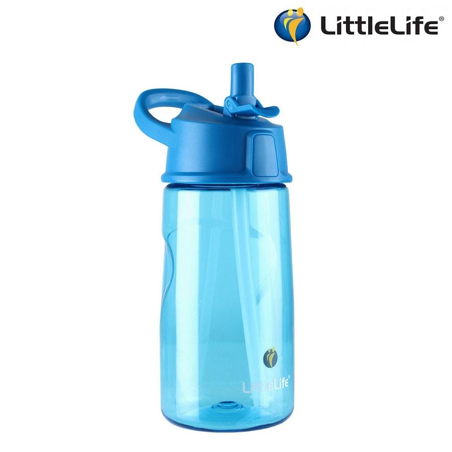 Drikkedunk til børn LittleLife blå