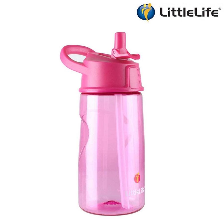 Drikkedunk til børn LittleLife lyserød