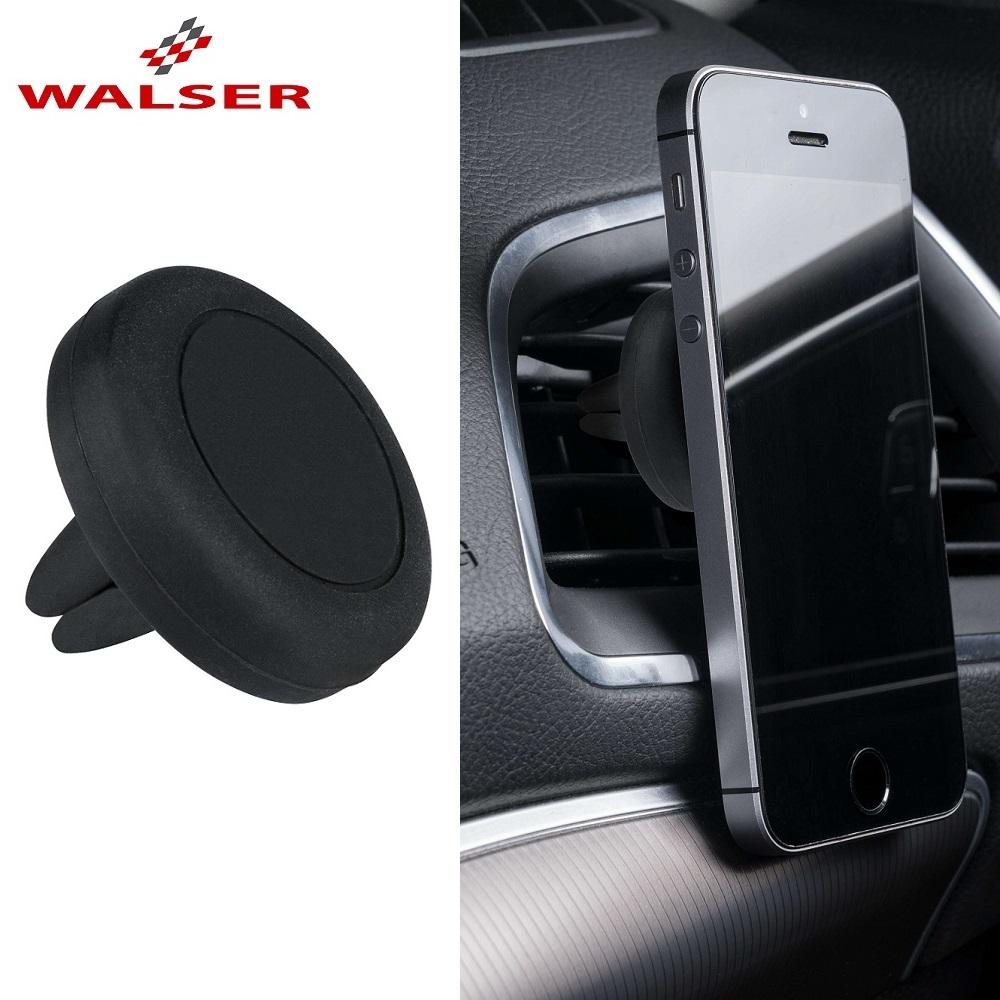 Holder til mobiltelefon til bil Walser Magnet Cell Phone Holder