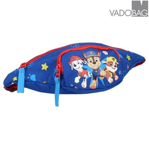 Bæltetaske til børn Paw Patrol Teamwork blå