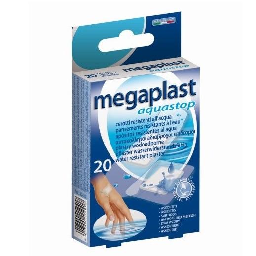 Barnplåster Megaplast Aquastop