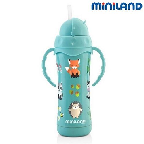 Rustfri drikkeflaske til børn Thermokid Aqua