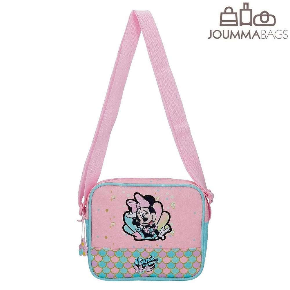 Håndtaske till børn Minnie Mus Mermaid