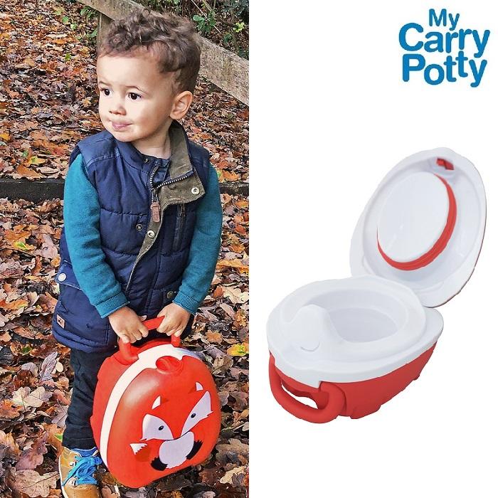 Rejsepotte My Carry Potty Ræv