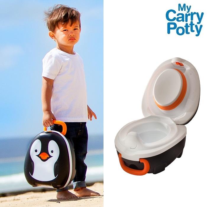 Rejsepotte My Carry Potty Pingvin