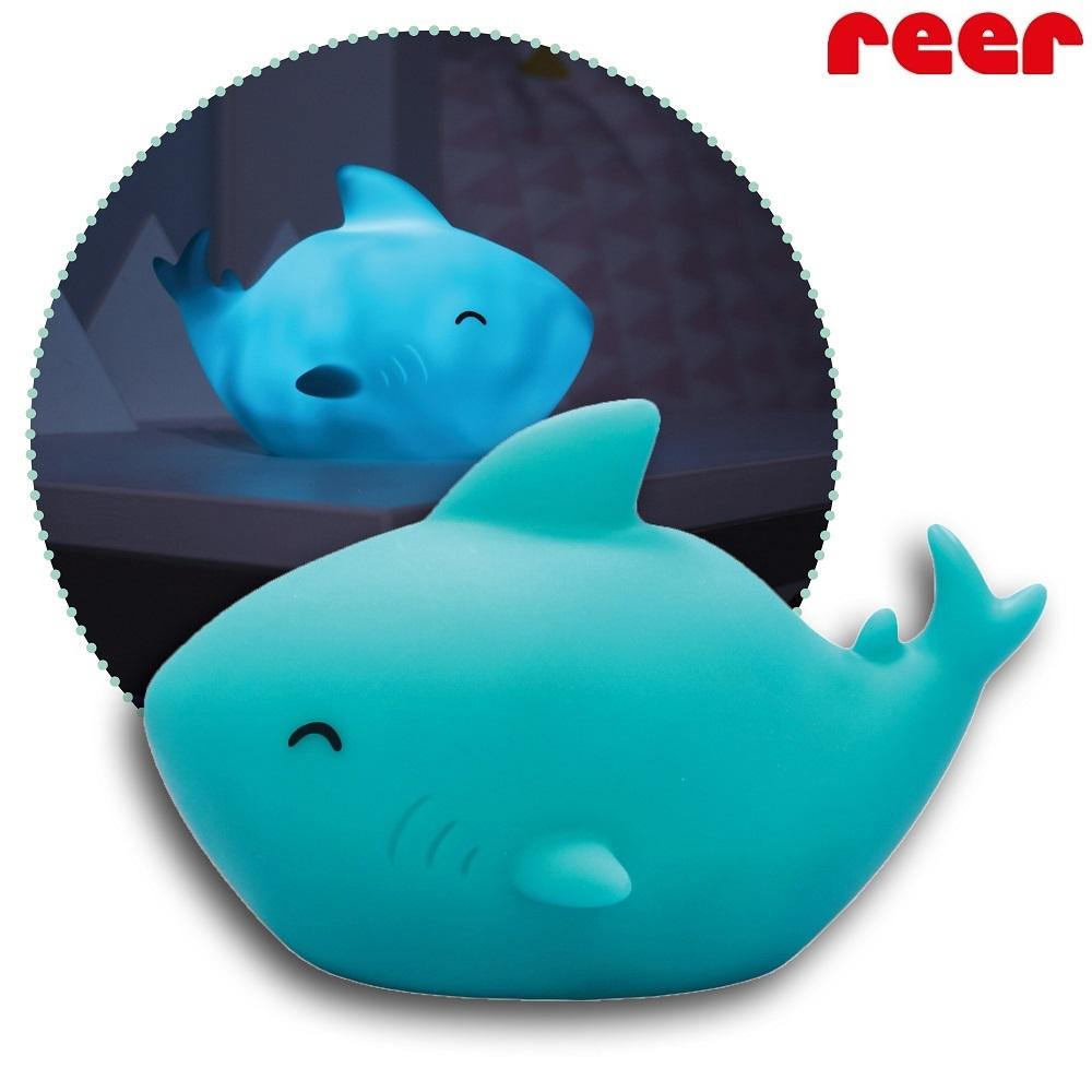 Natlampe til børn Reer Sea Life Shark