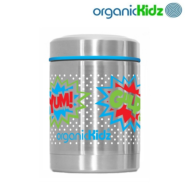 Termo madkasse OrganicKidz Bam