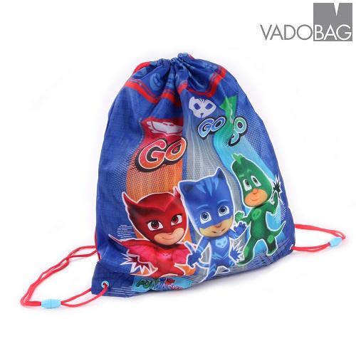 Gymnastikpose PJ Masks blå