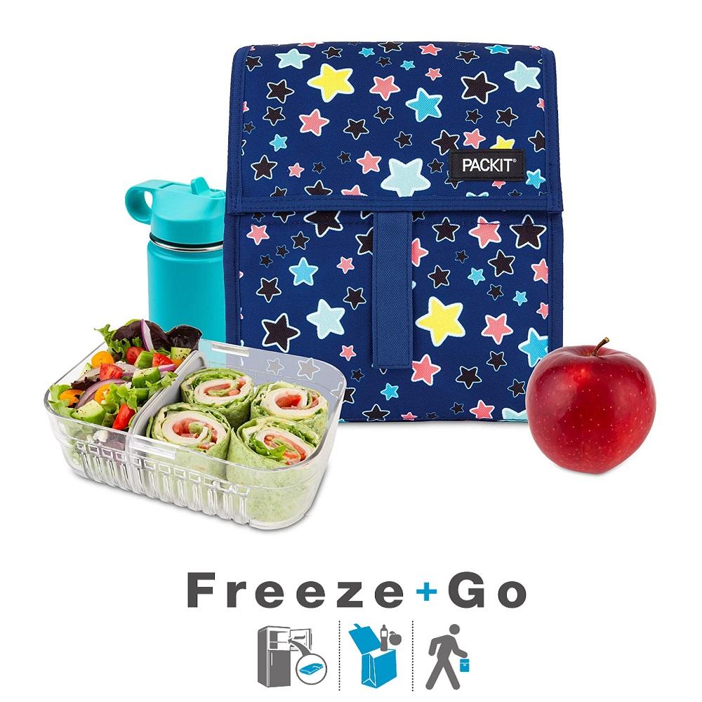 Lille køletaske til børn Packit Lunch Bag Bright Stars