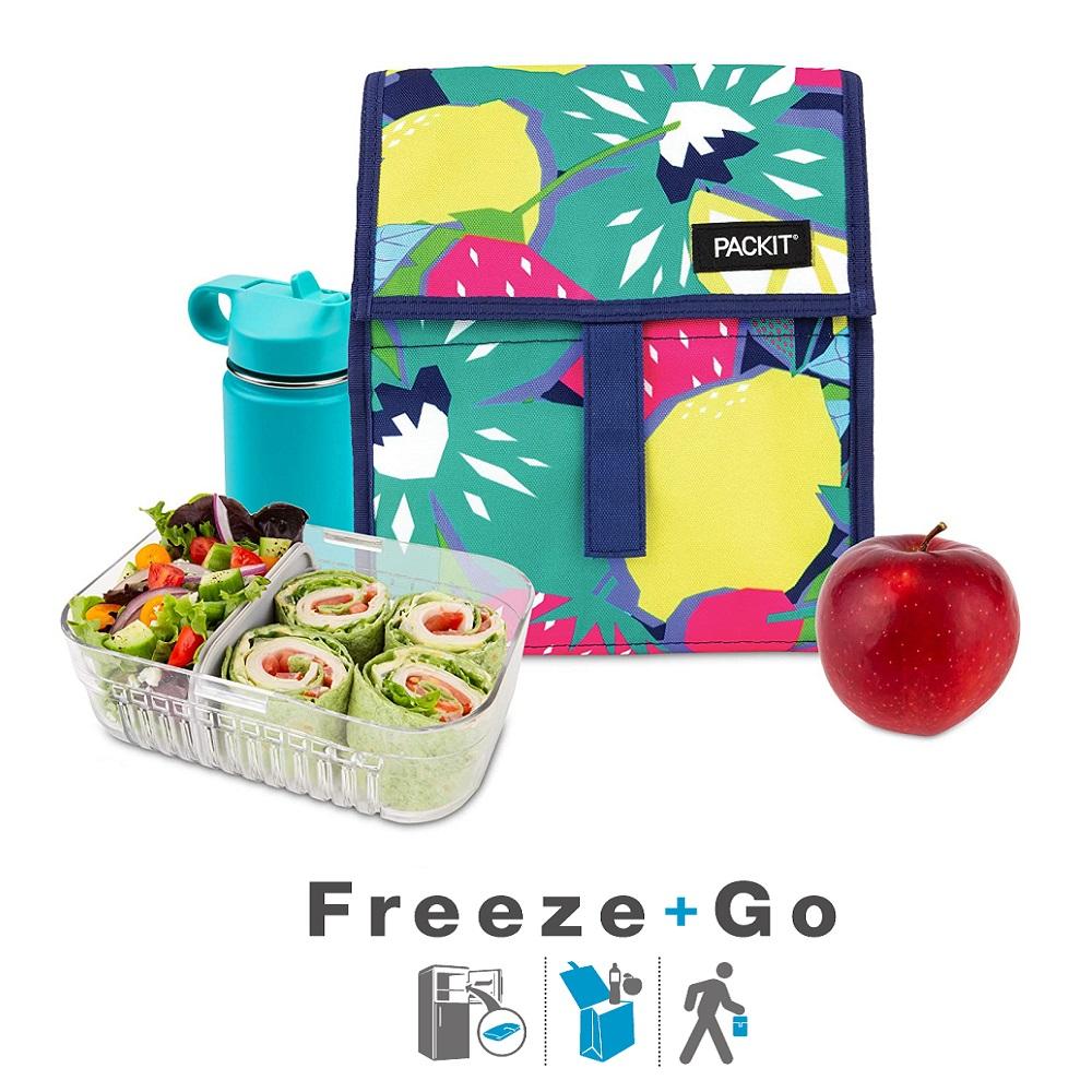 Lille køletaske til børn Packit Lunch Bag Fruitopia