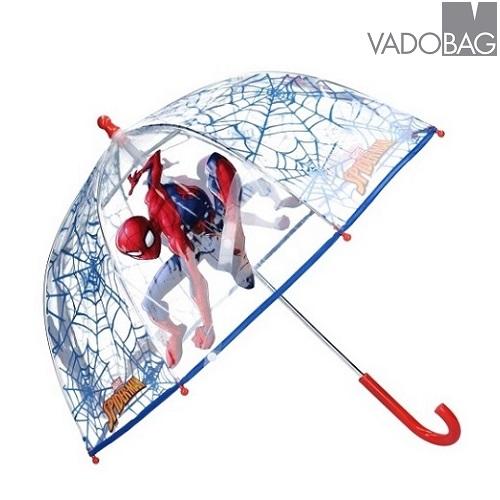 Paraply til børn Spiderman