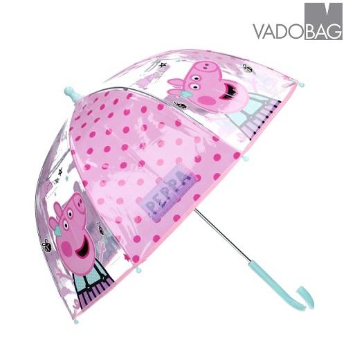 Paraply til børn Peppa Pig