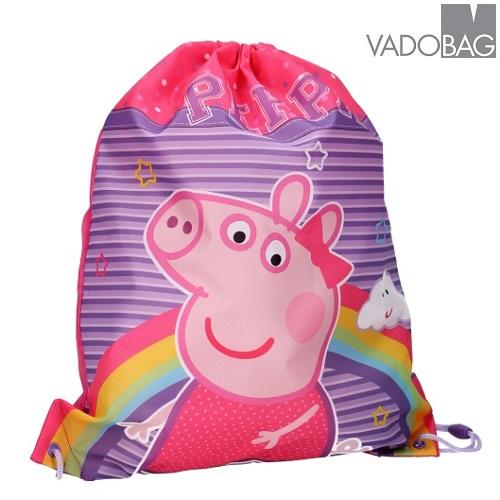Gymnastikpose Peppa Pig Make Believe lyserød