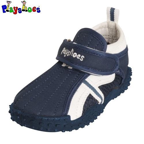 Badesko til børn Playshoes blå