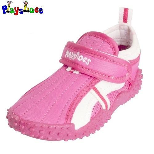Badesko til børn Playshoes lyserød
