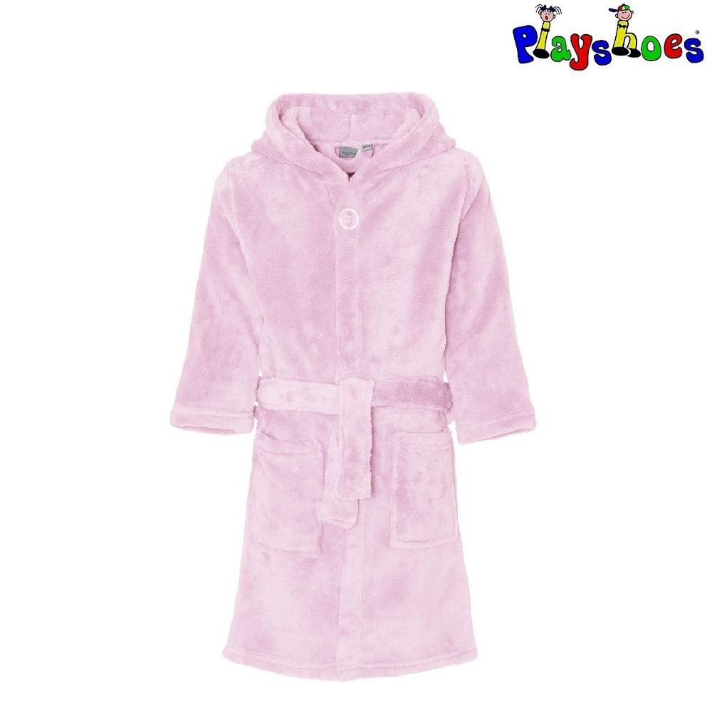 Badekåbe til børn Playshoes lyserød