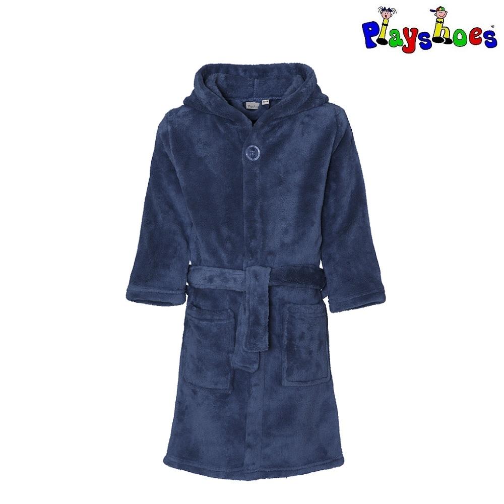 Badekåbe og morgenkåbe børn Playshoes Navy blå