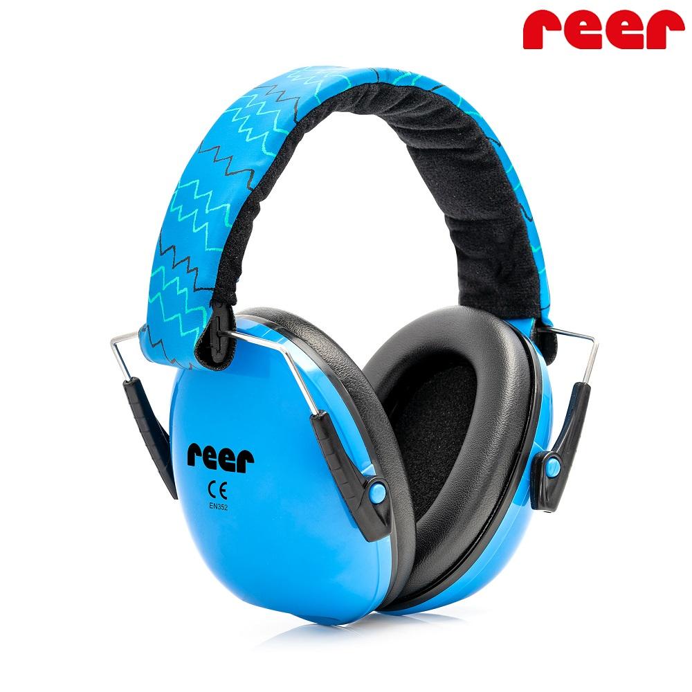 Høreværn til børn Reer SilentGuard blå