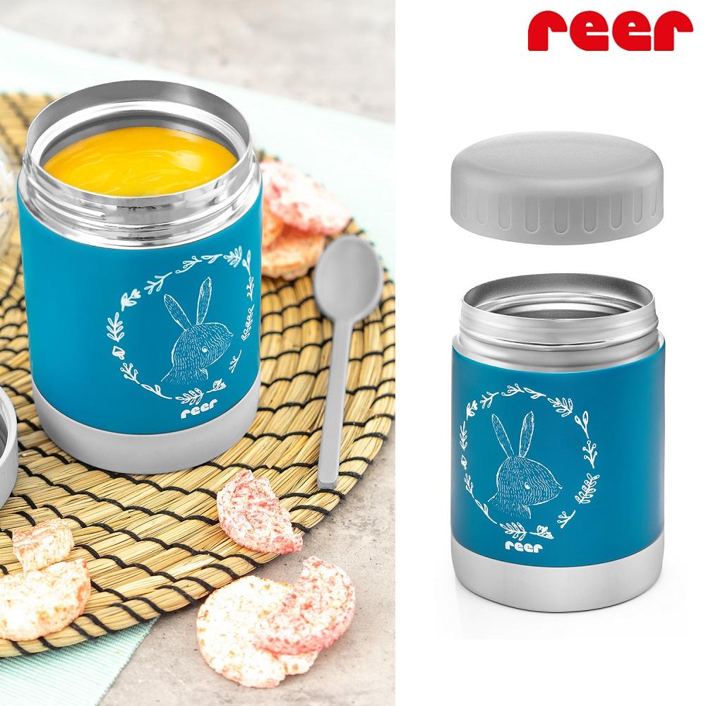 Termo madkasse Reer Colourdesign blå