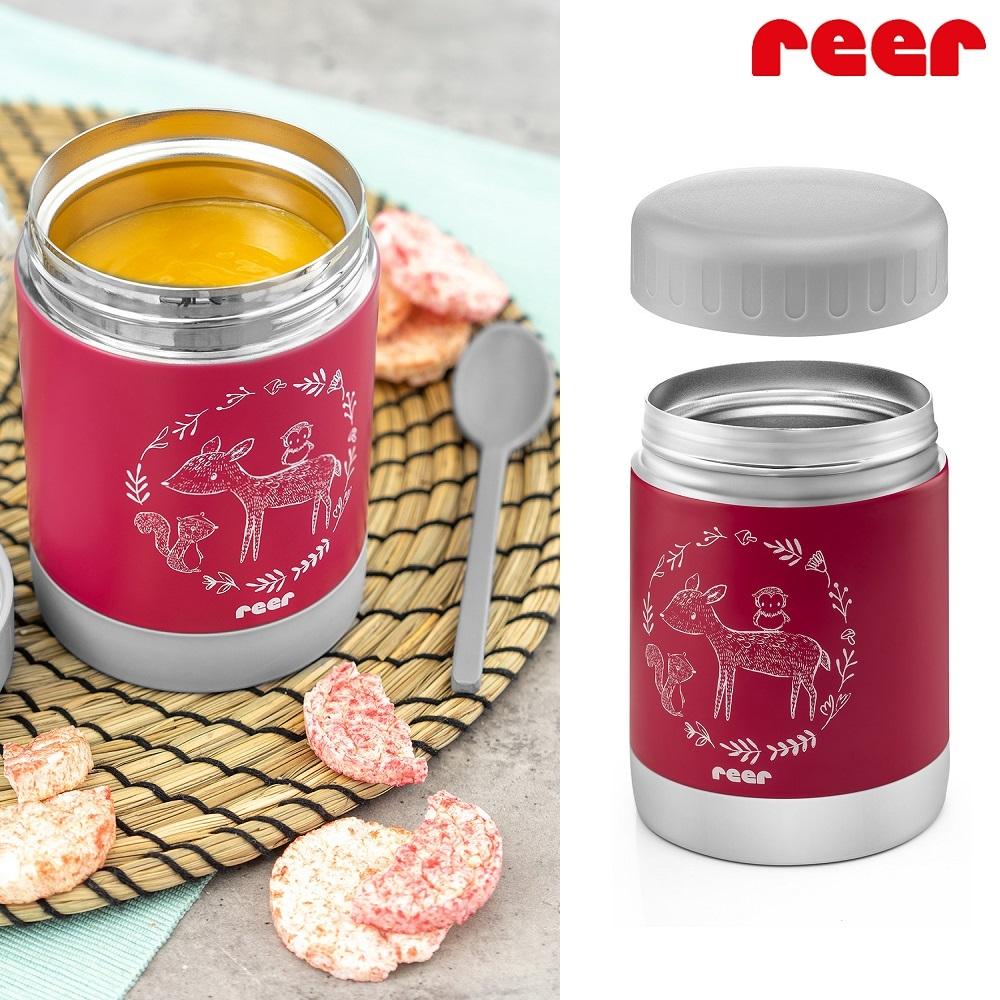 Termo madkasse Reer Colourdesign lyserød
