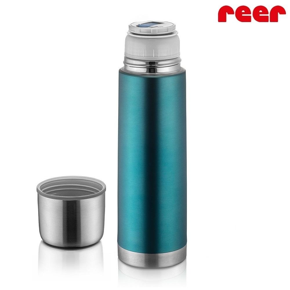 Termoflaske Reer ColourDesign blå
