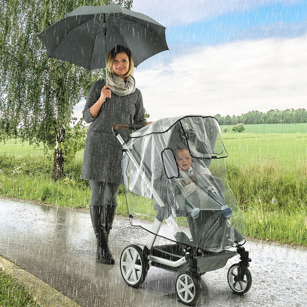 Regnslag til barnevogn Reer Active