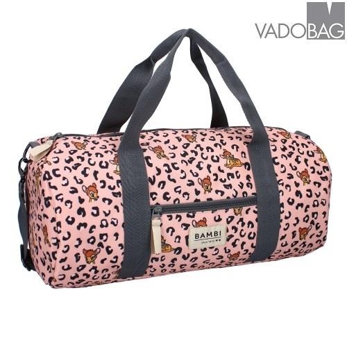 Rejsetaske og sportstaske til børn Disney Fashion Bambi