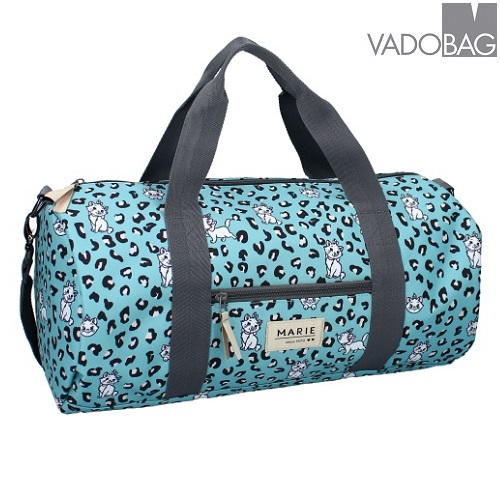 Rejsetaske og sportstaske til børn Disney Fashion Marie