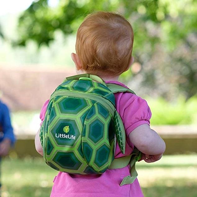 Rygsæk til børn LittleLife Turtle