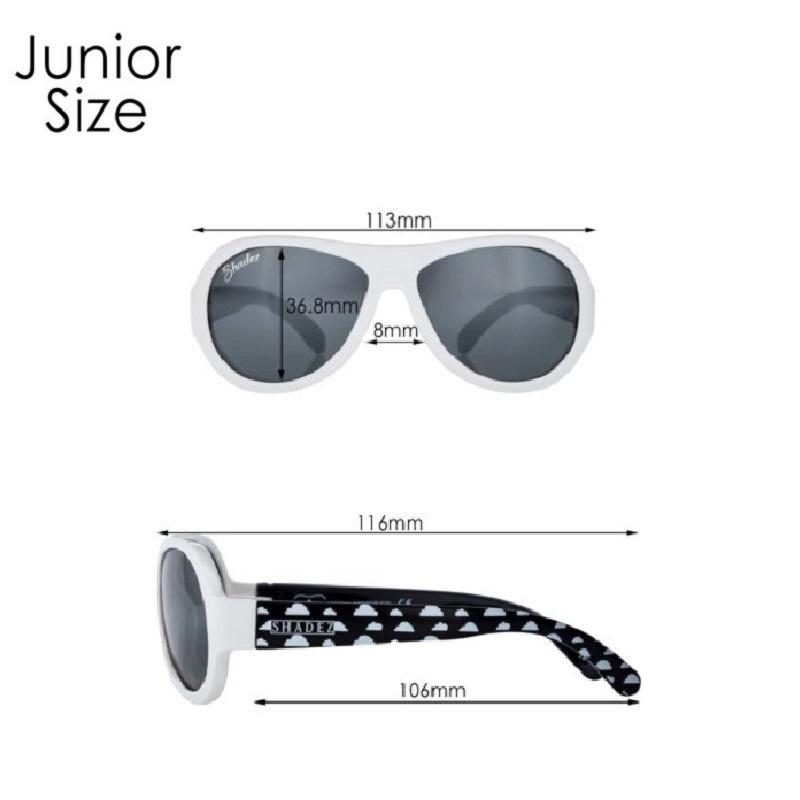 Solbriller børn Shadez måle