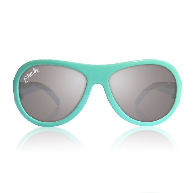 Solbriller til baby Shadez Blue Elephant