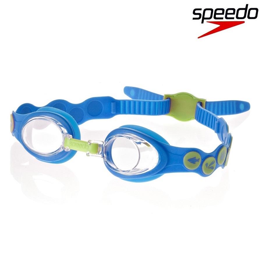 Svømmebriller børn Speedo Sea Squad 2-6 år blå
