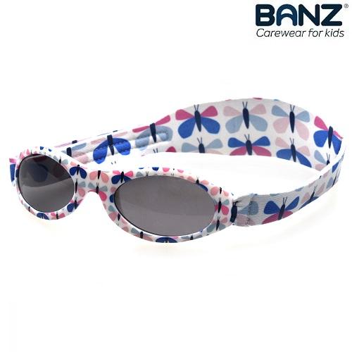 Solbriller til baby BabyBanz Butterfly