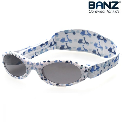 Solbriller til baby BabyBanz Vespa Tour