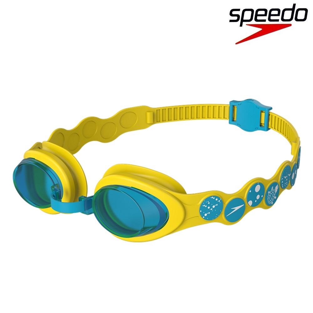 Svømmebriller børn Speedo Sea Squad 2-6 år gul