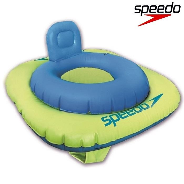 Svømmestol og badering for baby Speedo blå 0-1 år