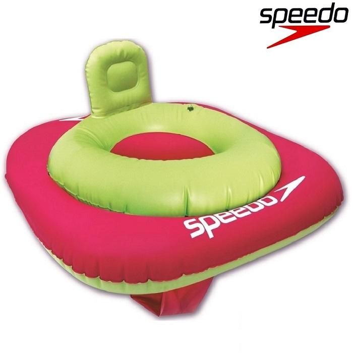 Svømmestol og badering for baby Speedo Lyserød 0-1 år